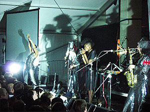 Chrome Hoof at Supersonic 2007