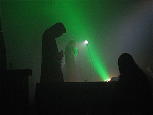 Sunn O))) at Supersonic 2007